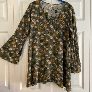 Floral Mossimo Dress